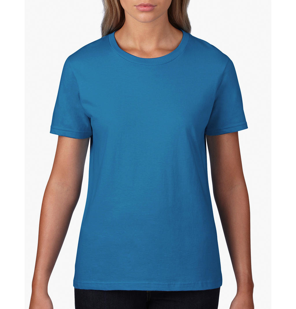 Gildan Premium Cotton Ladies` RS T-Shirt