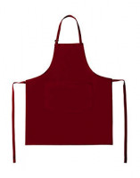 Bistro by JASSZ Lisbon 100% Cotton Bib Apron