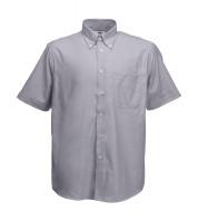 Fruit of the Loom Oxford Shirt Short Sleeve