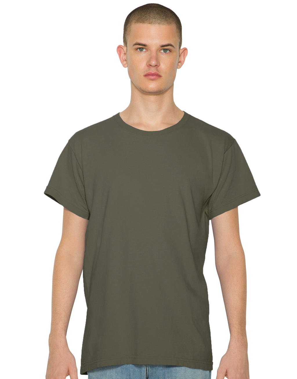 American Apparel Unisex Power Wash T-Shirt