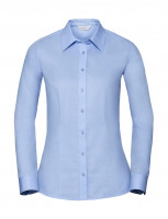 Russell Europe Ladies` LS Tailored Coolmax® Shirt