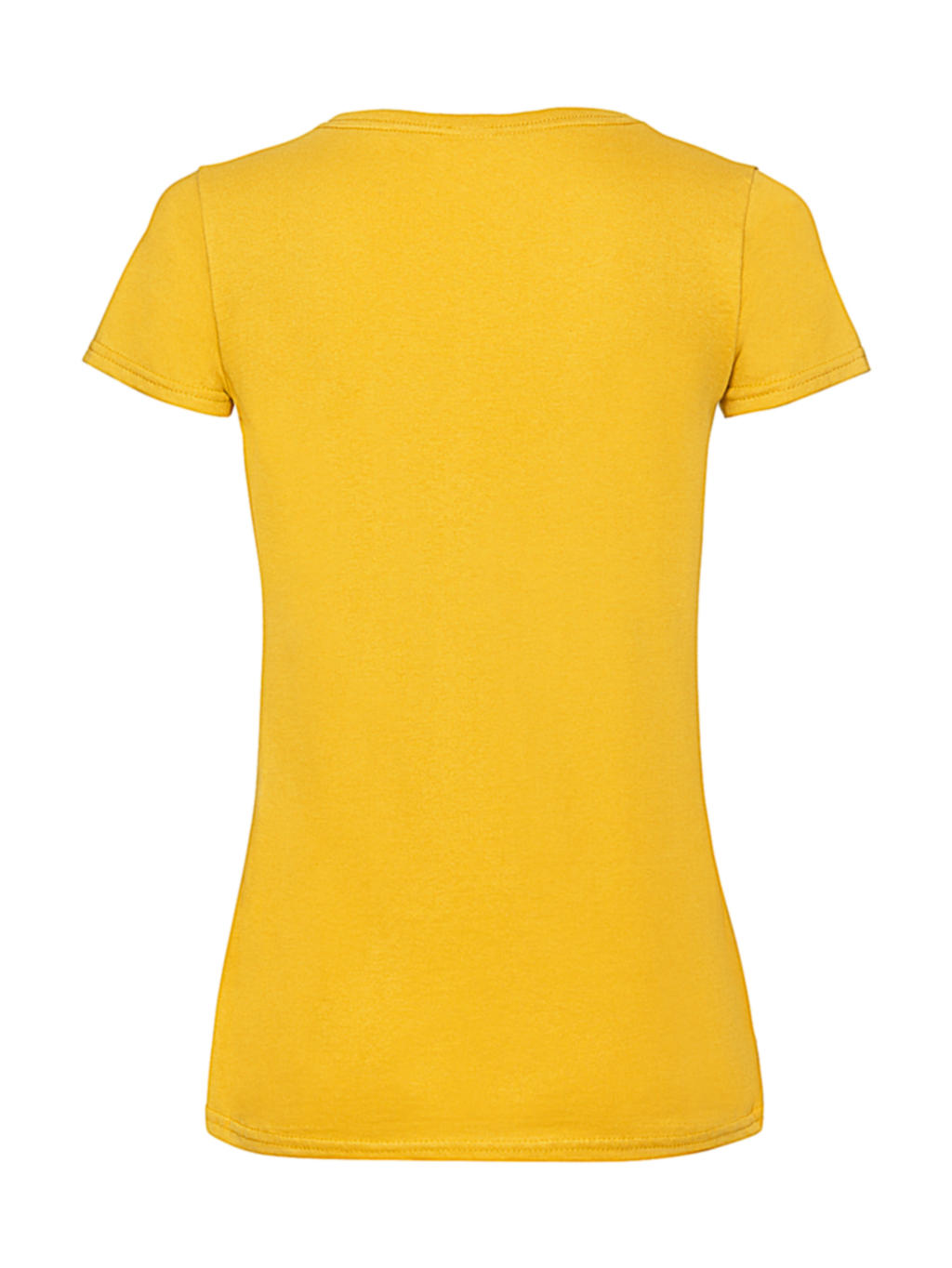 Fruit of the Loom Ladies Valueweight V-Neck T