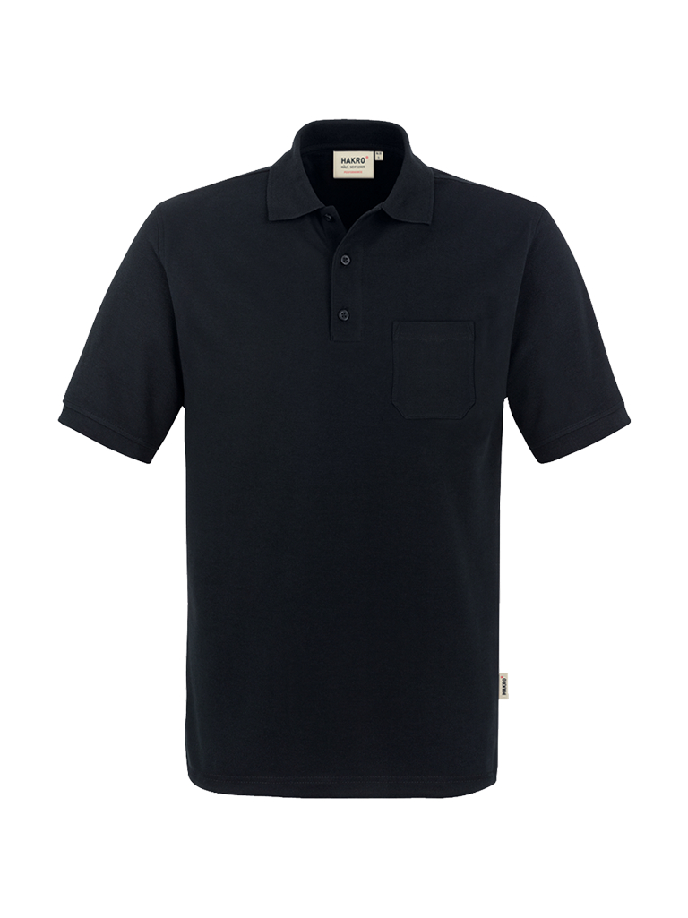 HAKRO Pocket-Poloshirt Performance