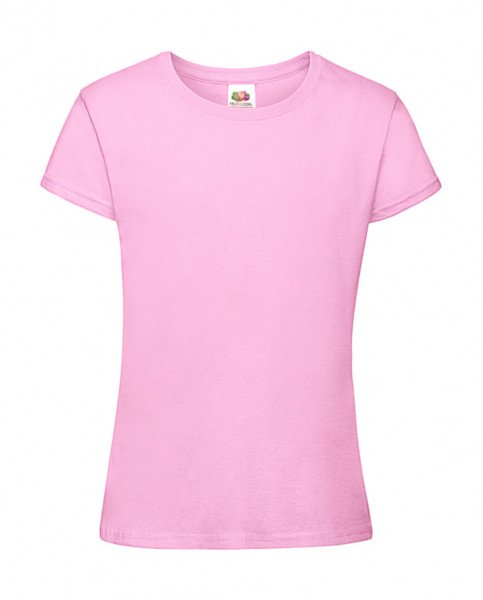 Fruit of the Loom Girls Sofspun® T