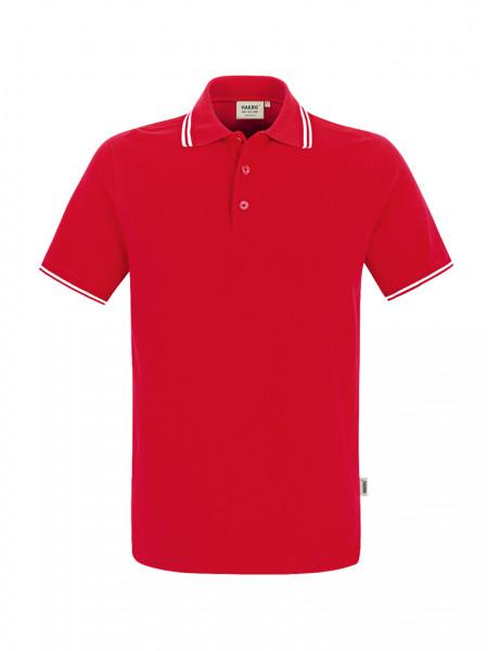 HAKRO Poloshirt Twin-Stripe
