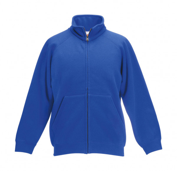 Fruit of the Loom Premium Sweat Jacket Kids