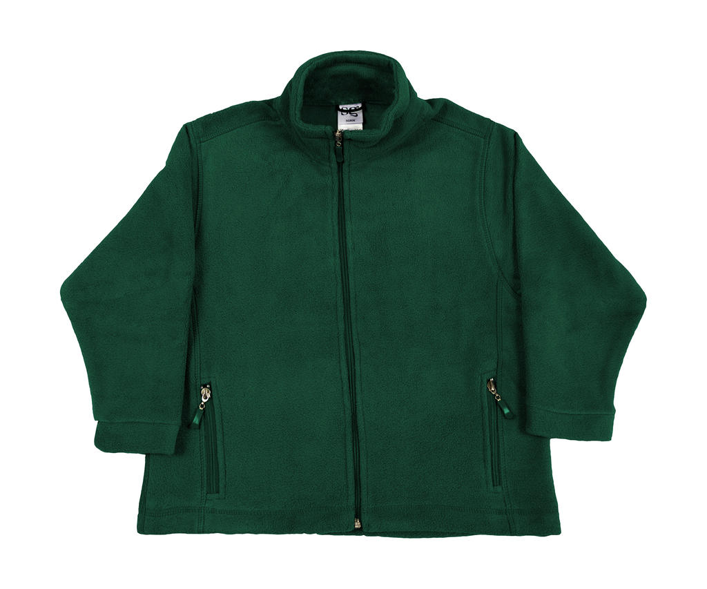 SG Kids` Full Zip Fleece