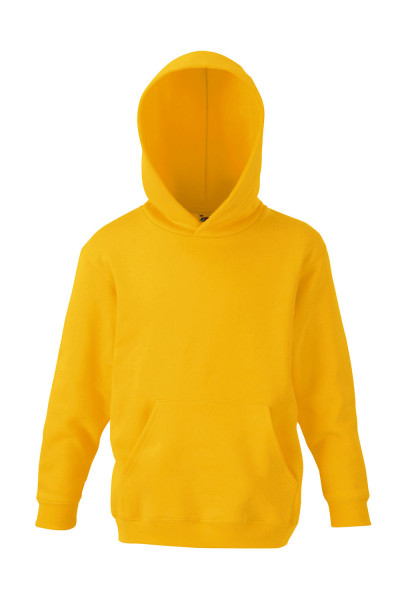 Fruit of the Loom Kids Classic Hooded Sweat