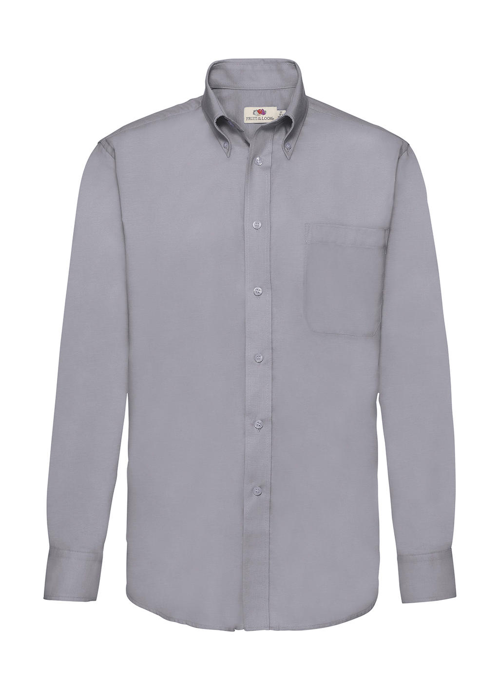 Fruit of the Loom Oxford Shirt Long Sleeve