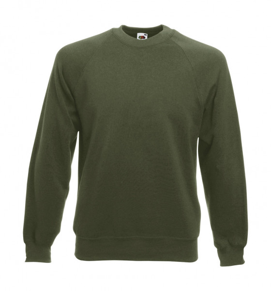 Fruit of the Loom Classic Raglan Sweat