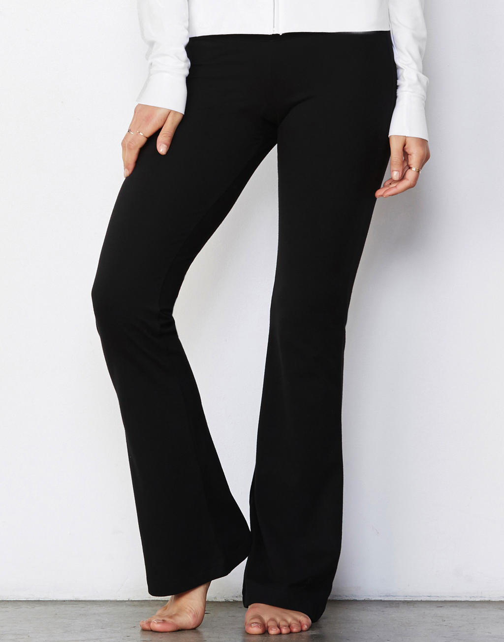 Bella Cotton Stretch Fitness Pant