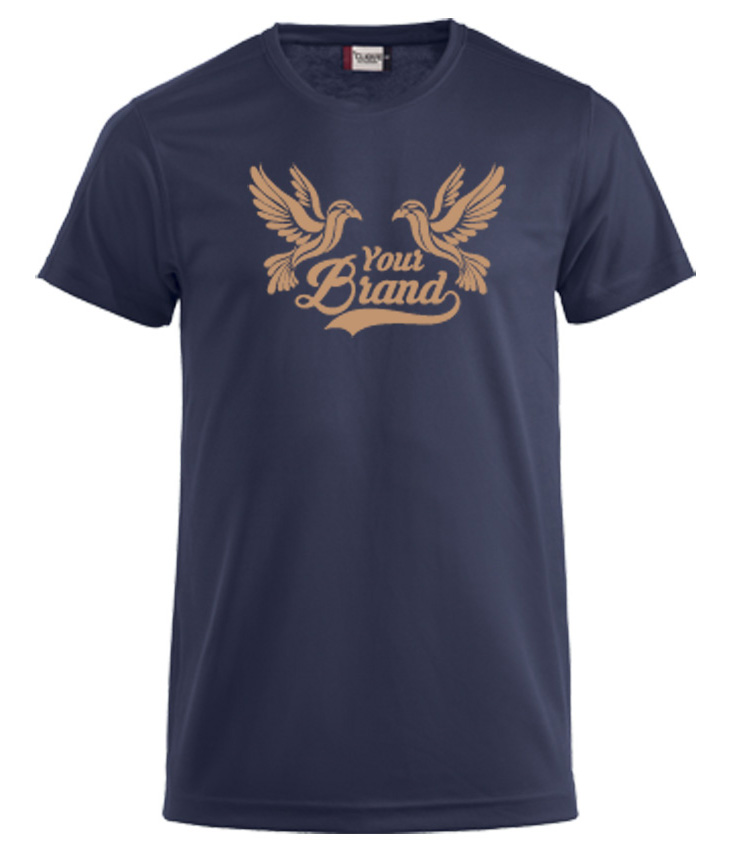 PAKET T-Shirts mit 1c-Druck