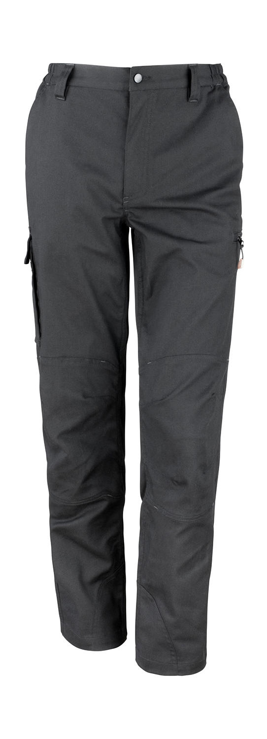 Result Work-Guard Stretch Trousers Long