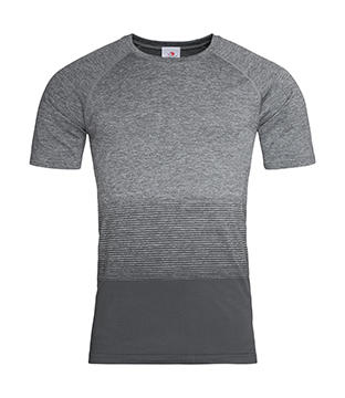 Stedman Active Seamless Raglan Flow Men