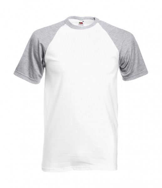 Fruit of the Loom Valueweight Baseball T