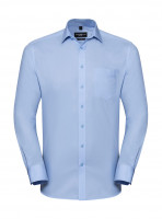 Russell Europe Men`s LS Tailored Coolmax® Shirt