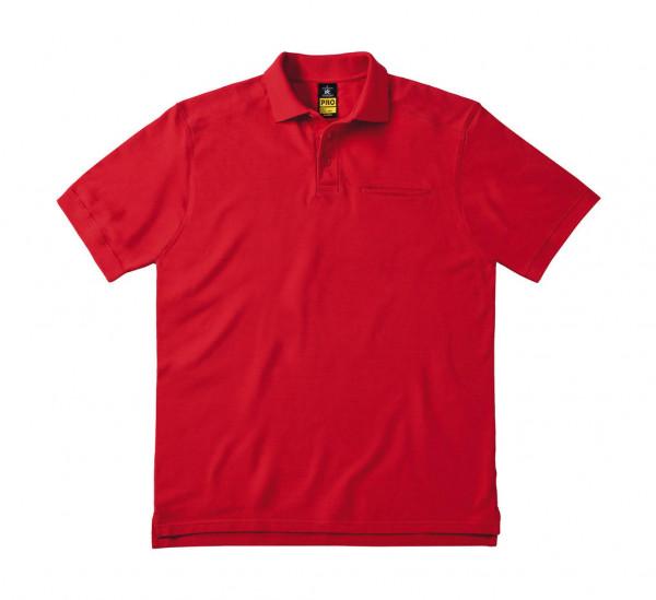B & C Skill Pro Workwear Pocket Polo