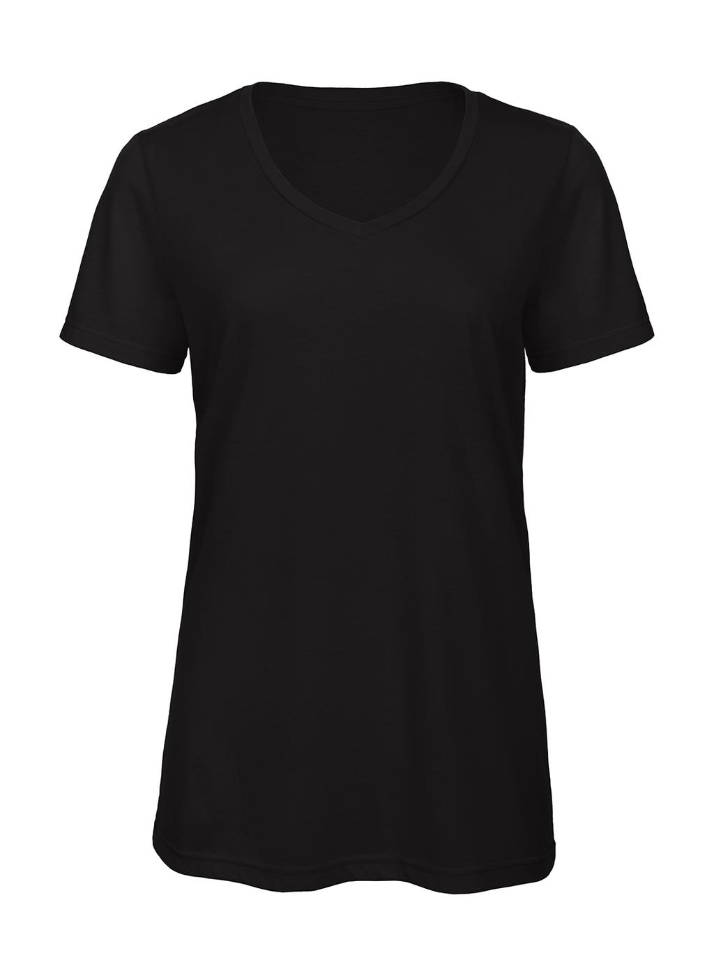 B & C V Triblend/women T-Shirt