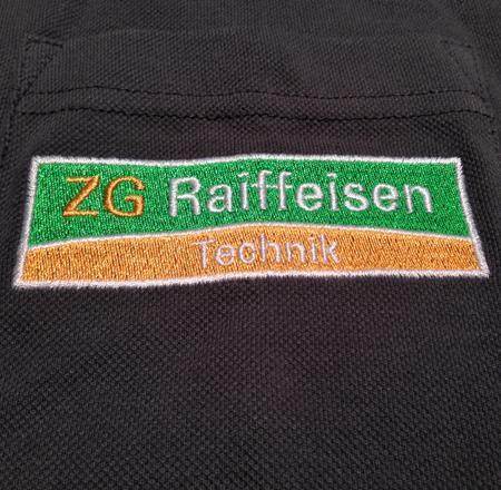 Bekleidung-Raiffeisen-Poloshirts-bedrucken-besticken-lassen
