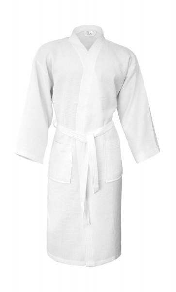 Jassz Towels Constance Waffle Pique Bath Robe