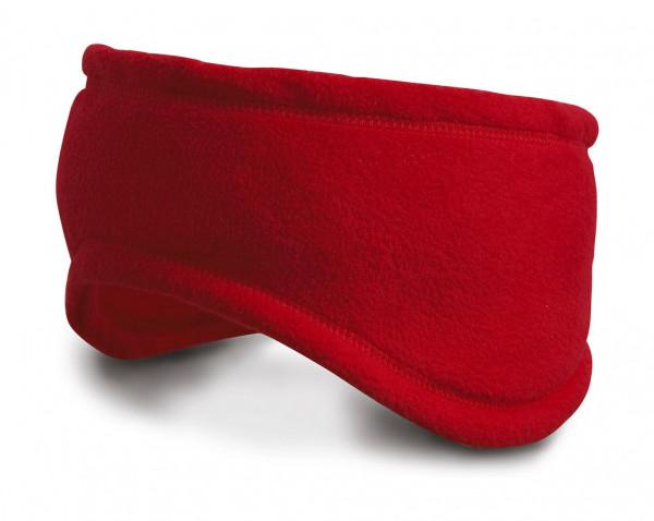Result Caps Fleece Stirnband