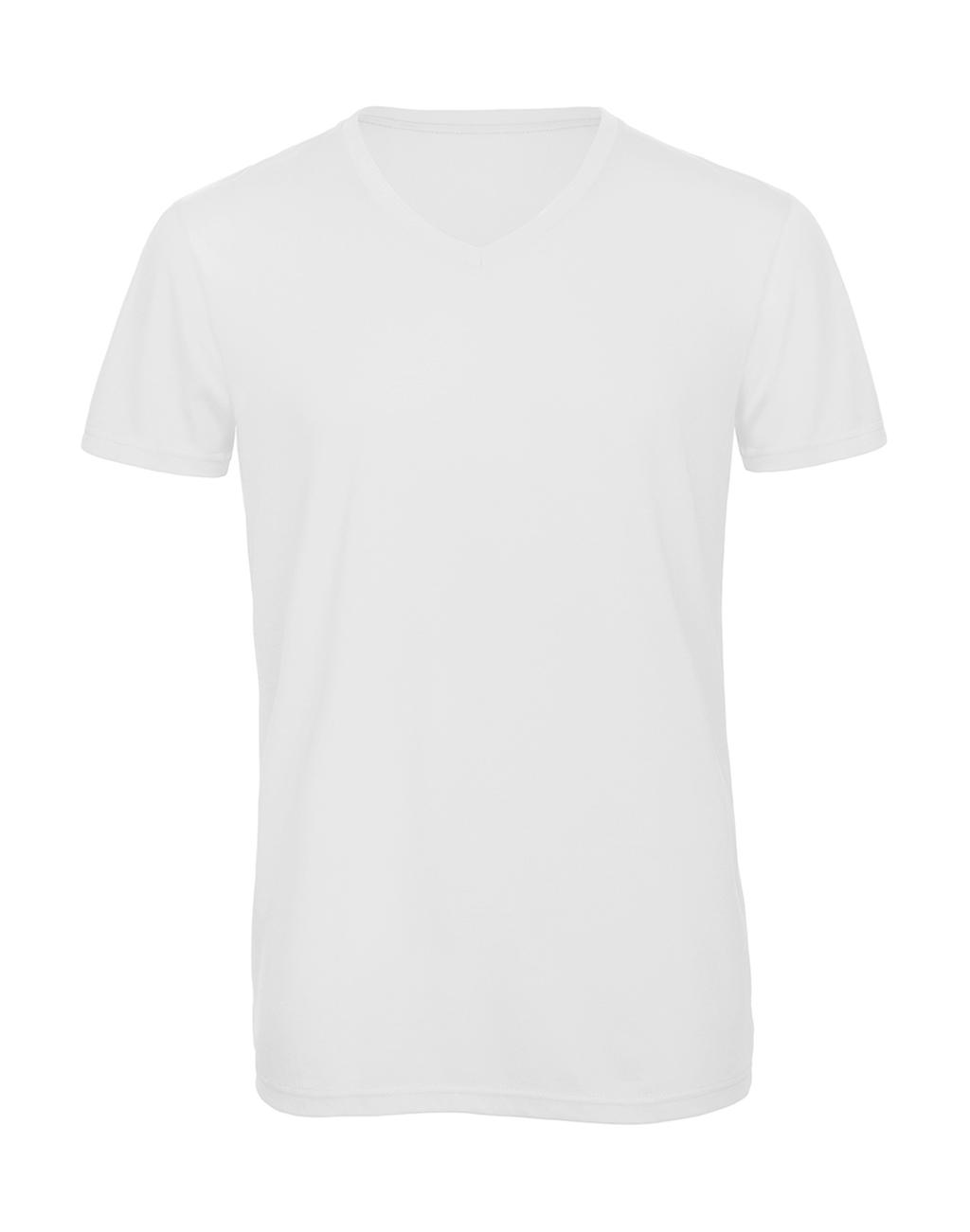 B & C V Triblend/men T-Shirt