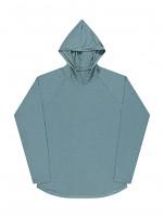 nakedshirt Cecil Unisex LS Hooded T-Shirt