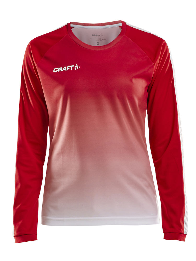 CRAFT PRO CONTROL FADE JERSEY LS W