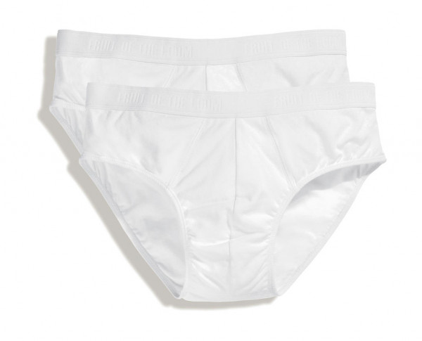 Fruit of the Loom Classic Sport Brief 2 Pack