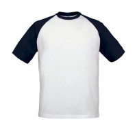 B & C T-Shirt Base-Ball
