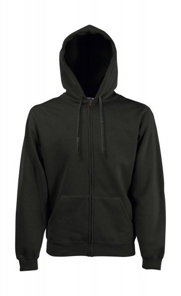 Fruit of the Loom Premium Hooded Zip Sweat