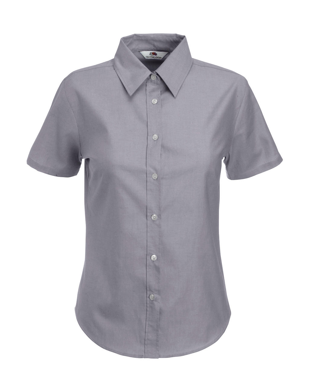 Fruit of the Loom Ladies Oxford Shirt SS