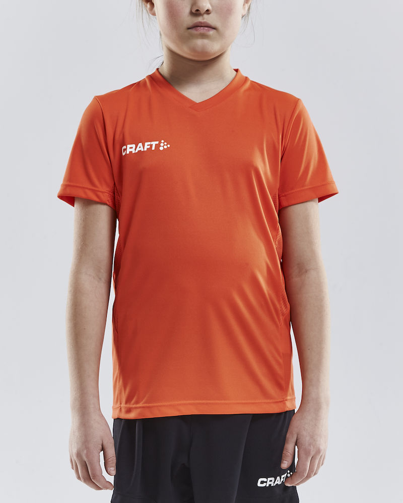 CRAFT SQUAD JERSEY SOLID JR