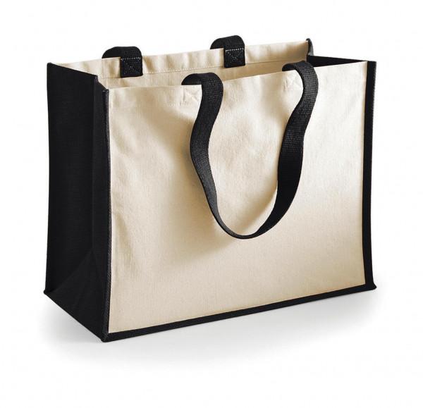 Westford Mill Printers` Jute Classic Shopper