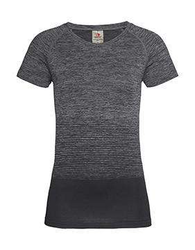 Stedman Active Seamless Raglan Flow Women