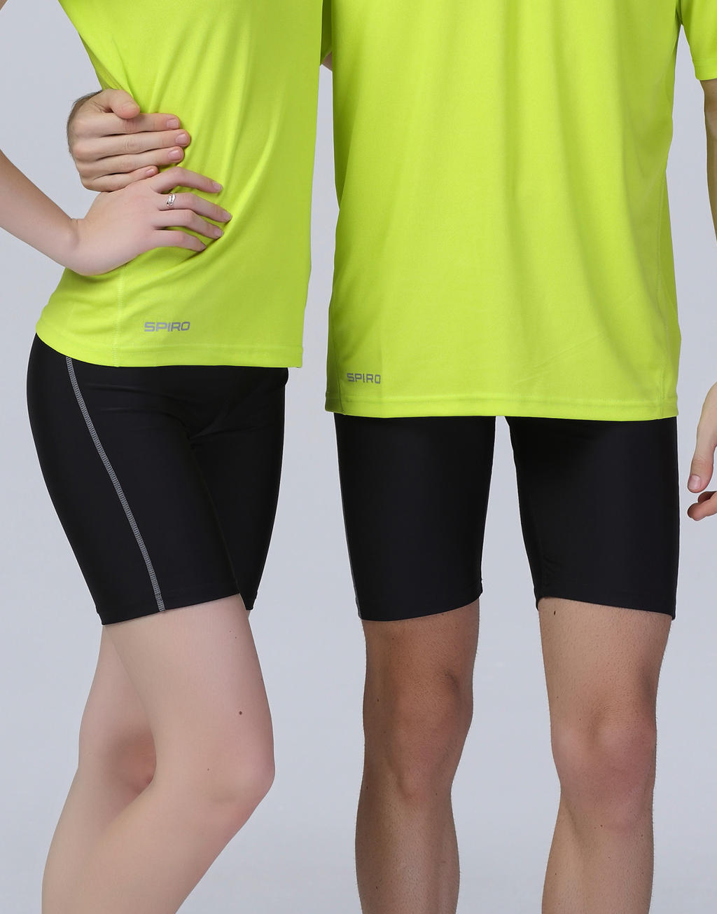 Result Men`s Bodyfit Base Layer Shorts