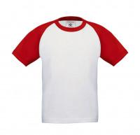 B & C Base-Ball/kids T-Shirt