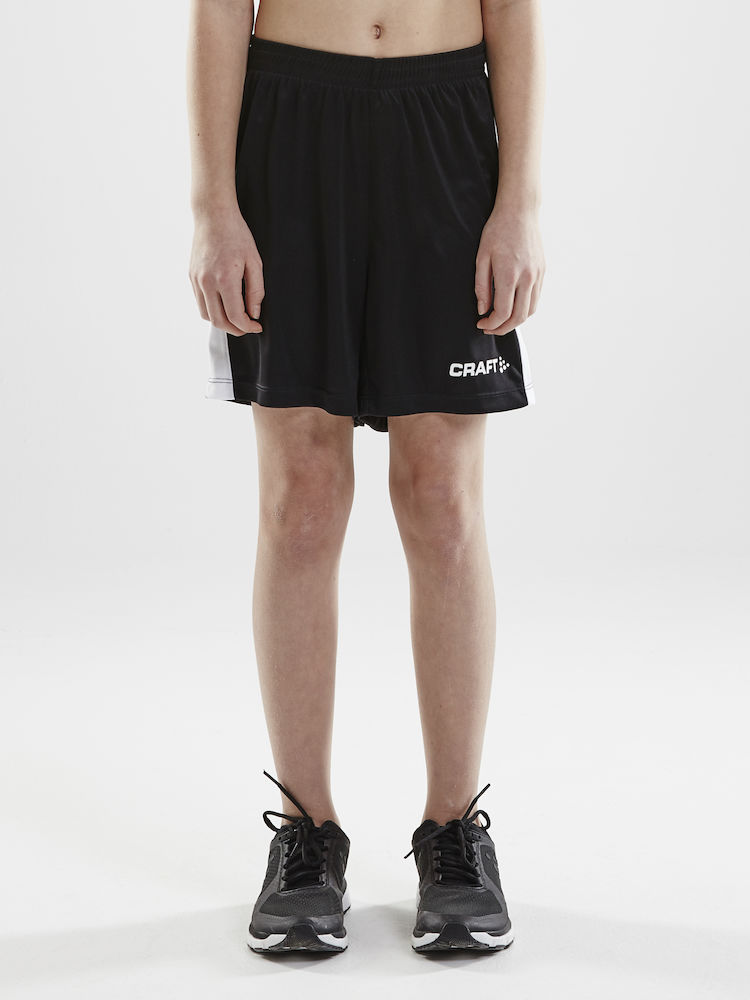 CRAFT PRO CONTROL LONGER SHORTS CONTRAST JR