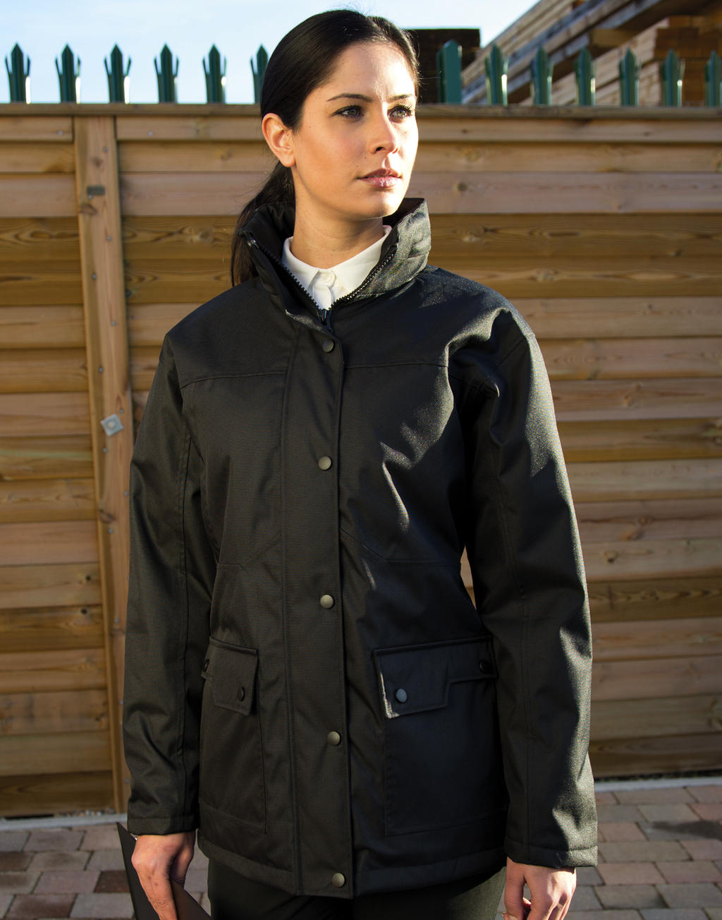 Result Ladies` Platinum Managers Jacket