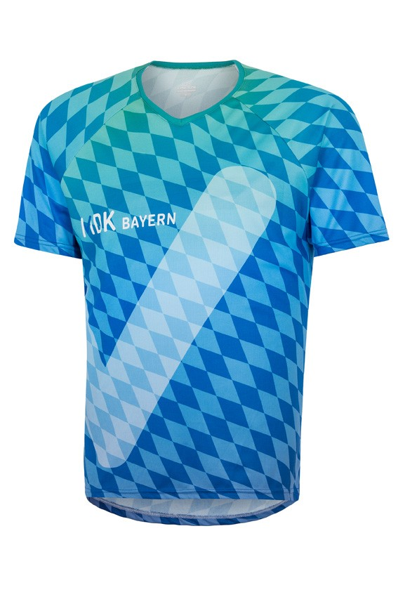 Individuelle Laufshirts SPORTS Line COOLMAX